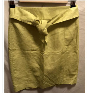 Size 00 Petite Banana Republic Skirt NWT